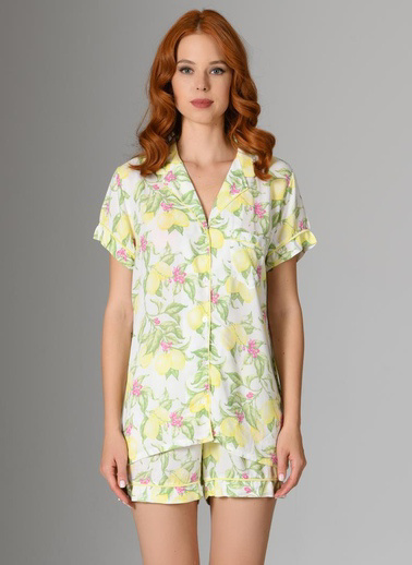 Nbb Pijama Takım Renkli